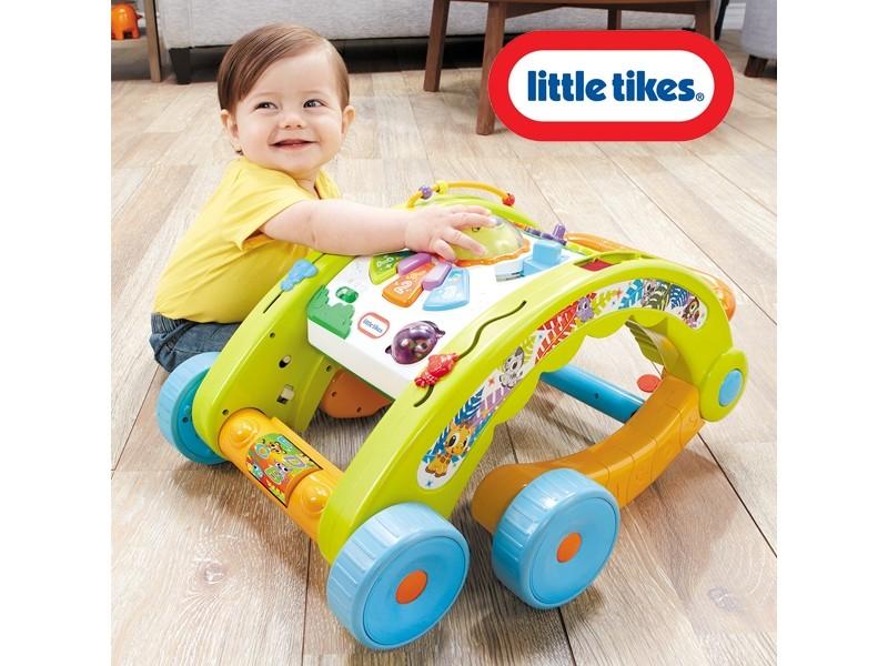Little Tikes Interaktywny Chodzik Pchacz 3w1 Pl Reklama Tv