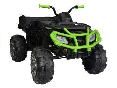 Quad na akumulator BMD0909 Zielony 24V