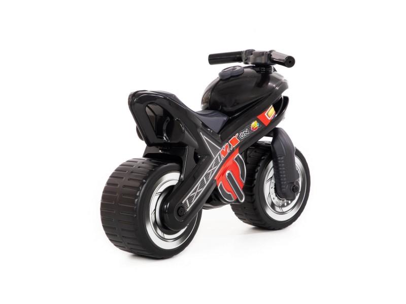 Wader QT Jeździk Motor MX Czarny