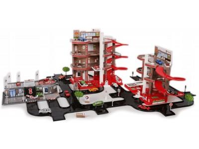 Mochtoys Ogromny Parking Garaż 4 Poziomy z serwisem