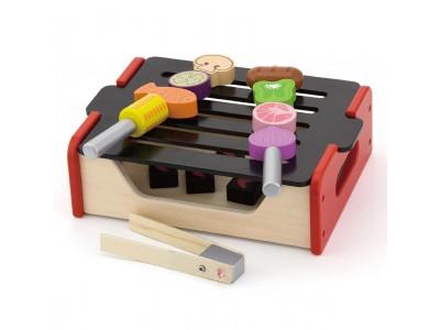 Drewniany Grill BBQ Viga Toys