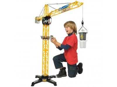 Dźwig zdaline sterowany dla dzieci Simba żuraw 100 cm