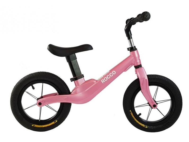 Rowerek Biegowy Rocco Różowy