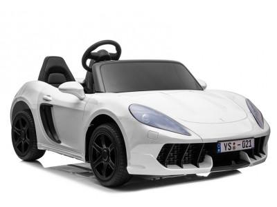 Auto na akumulator YSA021A Biały