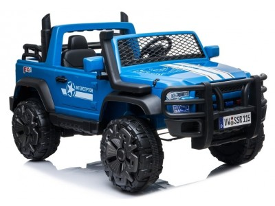 Auto na akumulator YSA026 Niebieski