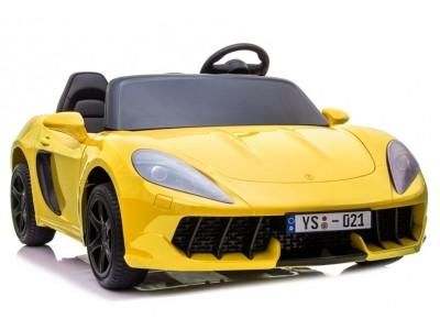 Auto na akumulator YSA021A Żółty