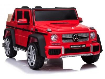 Auto na akumulator A100 Czerwony