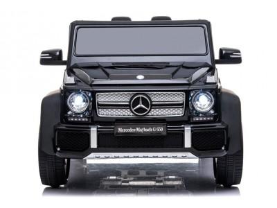 Auto na akumulator A100 Czarny Lakierowany