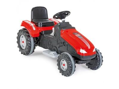 WOOPIE Traktor MEGA Na Akumulator Czerwony 12 V