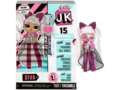 MGA L.O.L. Surprise J.K. Doll- Laleczka Diva