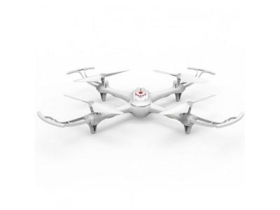 Syma X15A (2.4GHz, żyroskop, auto-start, zawis, zasięg do 25m, 28cm) - Biały