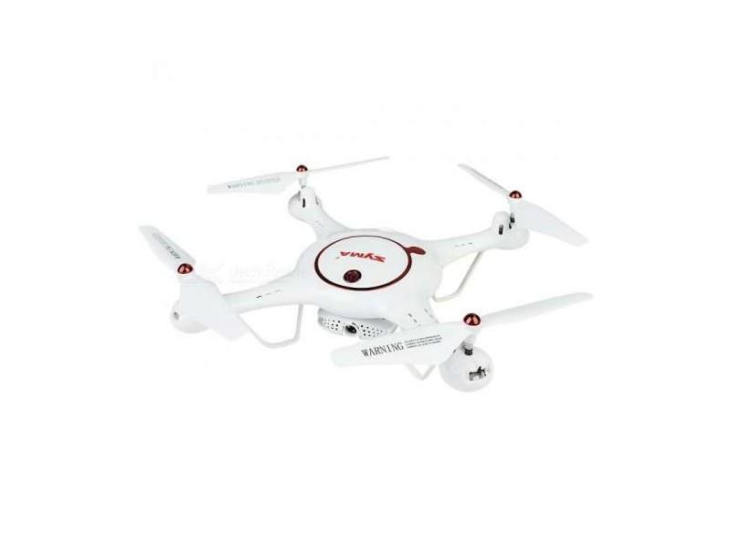 Syma X5UW-D (zdalnie obracana kamera WiFi FPV 720p, 2.4GHz, 32cm) - Biały