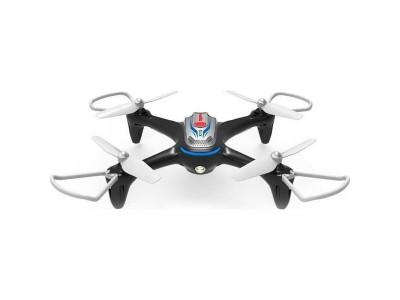 Syma X15W (kamera FPV WiFi, 2.4GHz, żyroskop, auto-start, zawis, zasięg do 50m, 22cm) - Czarny