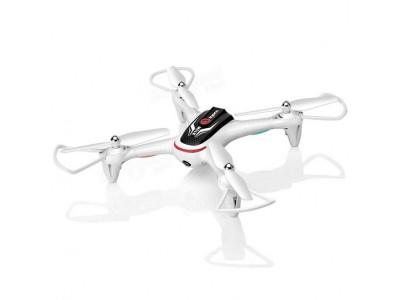 Syma X15W (kamera FPV WiFi, 2.4GHz, żyroskop, auto-start, zawis, zasięg do 50m, 22cm) - Biały