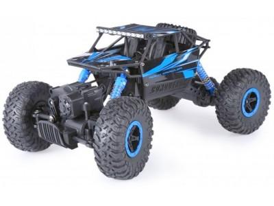 Rock Crawler 4WD 1:18 RTR 2.4GHz - Niebieski