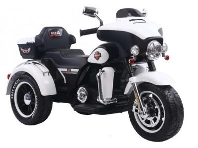 Motocykl na Akumulator ABM-5288 Biały