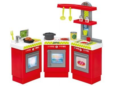 Ecoiffier Kuchnia Modułowa 21 akcesoriów