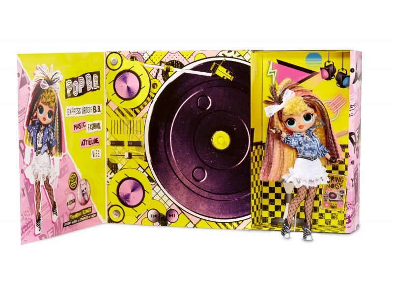 L.O.L. SURPRISE - Lalka O.M.G. REMIX POP B.B.