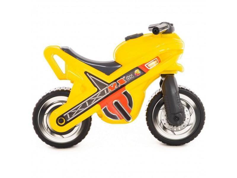 Wader QT Jeździk Motor MX Żółty