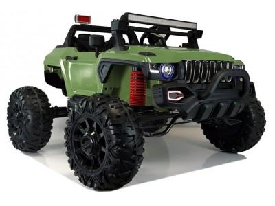 Auto na Akumulator QLS-618B Wojskowy Zielony