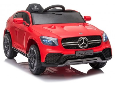 Auto na Akumulator Mercedes GLC Coupe Czerwony