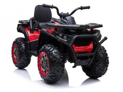 Quad na Akumulator XMX607 Czerwony Lakier Spider