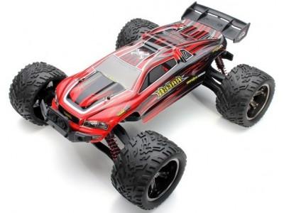 Truggy Racer 2WD 1:12 2.4GHz RTR- Czerwony