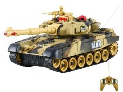 T-90 1:24 RTR - żółty
