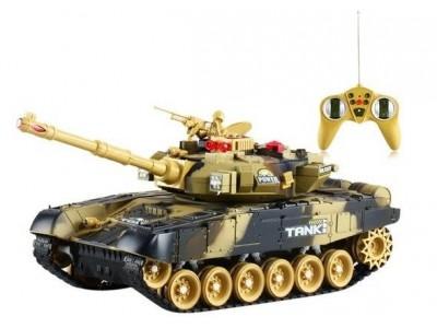 T-90 1:16 RTR - żółty