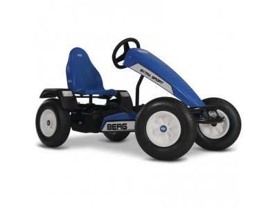 BERG Gokart na Pedały XL Extra Sport Blue BFR-3
