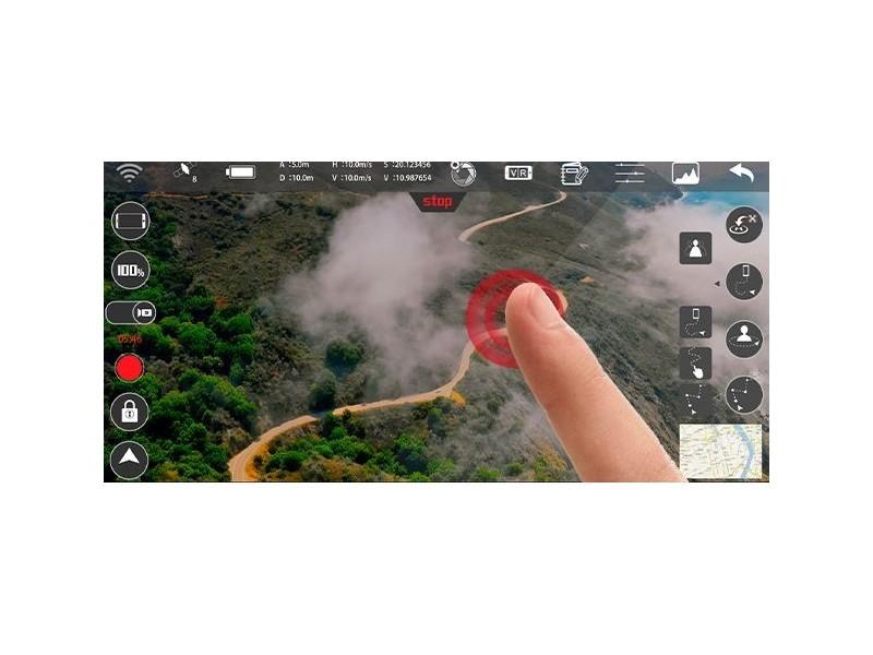Syma W1 PRO (kamera 4K, 2.4GHz, zasięg do 200m, funkcja zawisu, GPS)
