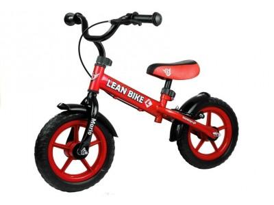 Rower Biegowy MARIO Czerwony Rowerek Do Odpychania