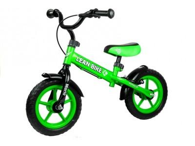 Rower Biegowy MARIO Rowerek Do Odpychania Zielony