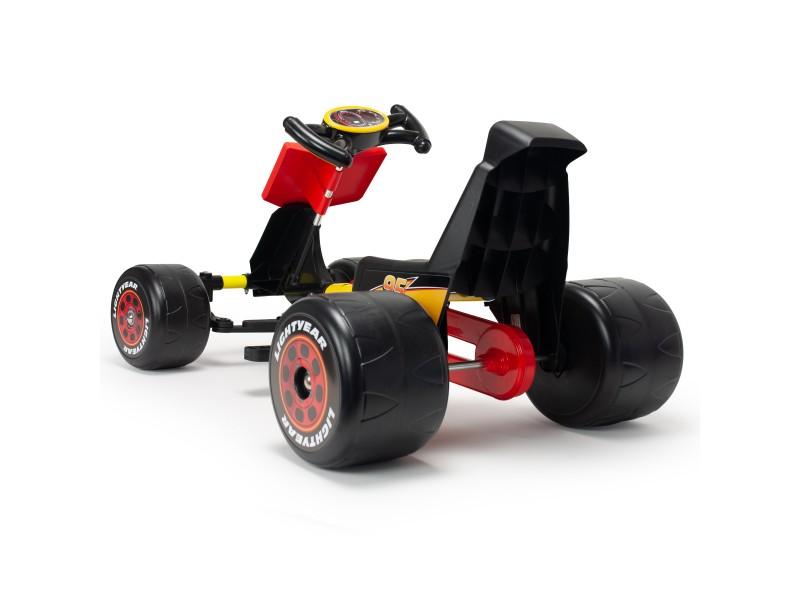 INJUSA Gokart na Pedały dla Dzieci Auta Cars