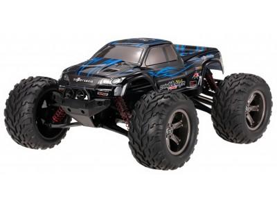 Monster Truck CHALLENGER 2WD 1:12 2.4GHz RTR - Niebieski