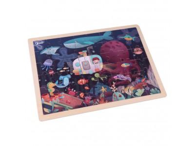 CLASSIC WORLD Puzzle Ocean