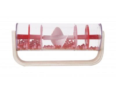 CLASSIC WORLD Deszczownica Tuba z Kuleczkami Czerwona