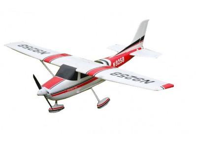 Cessna 182 SkyLane V1 2.4GHz RTF (rozpiętość 140cm, klasa 500, silnik bezszczotkowy, regulator 30A)