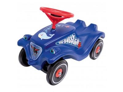 BIG Klasyczny Jeździk Bobby Car z Rysunkiem Delfinka