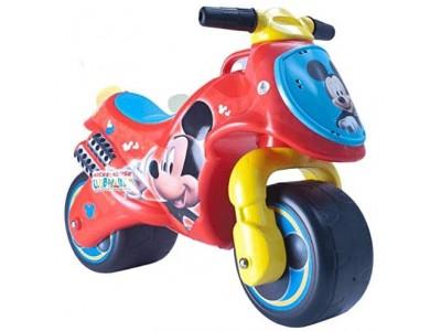 INJUSA Myszka Miki Jeździk Motor Rowerek Biegowy