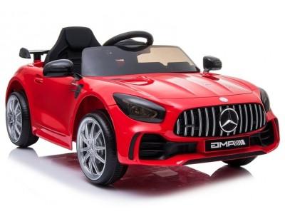 Auto na Akumulator Mercedes GTR Czerwony