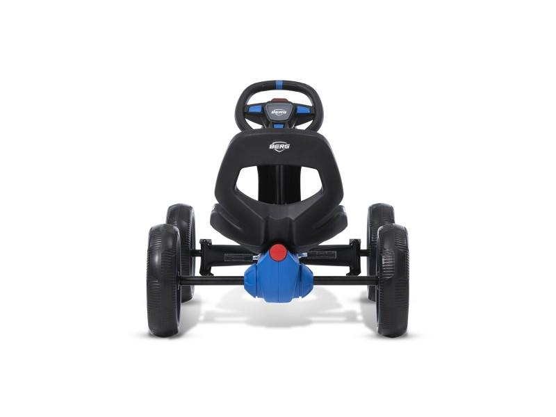 BERG Gokart na Pedały Reppy Roadster Ciche Koła 2,5 - 6 lat do 30 KG