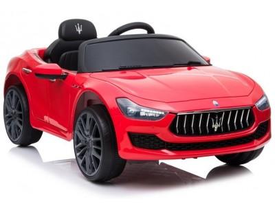 Auto na akumulator Maserati Ghibli SL631 Czerwony