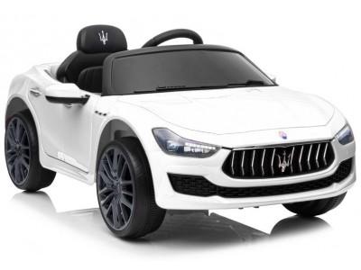 Auto na akumulator Maserati Ghibli SL631 Biały