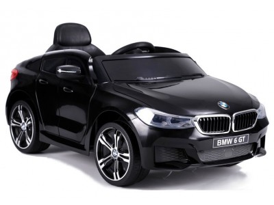 Pojazd na Akumulator BMW 6 GT Czarne