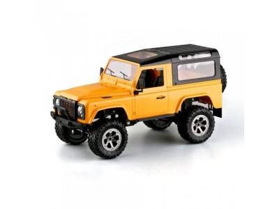 Samochód terenowy Land Passer 1:16 2.4GHz RTR - pomarańczowy