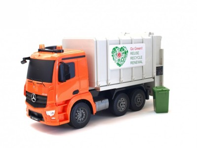 Śmieciarka Mercedes Arocs 2.4GHz