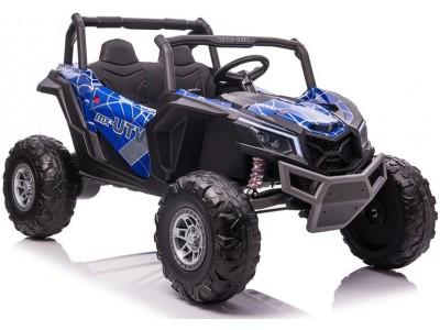 Auto na Akumulator Buggy UTV-MX Niebieski Spider Lakier