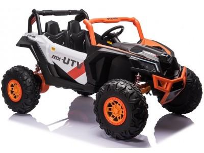 Auto na Akumulator Buggy UTV-MX Pomarańczowo-Biały