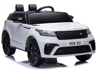 Auto na Akumulator Range Rover Biały